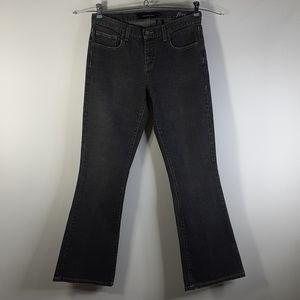 Calvin Klein Stretch Flare Size 6 Jeans
